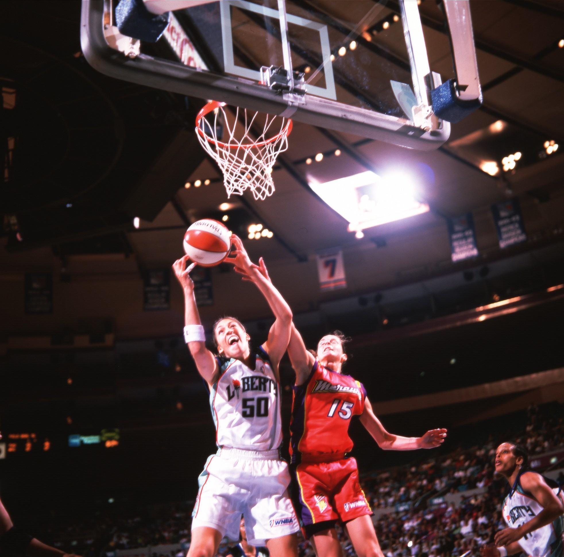 1998 NY Liberty Rebecca Lobo