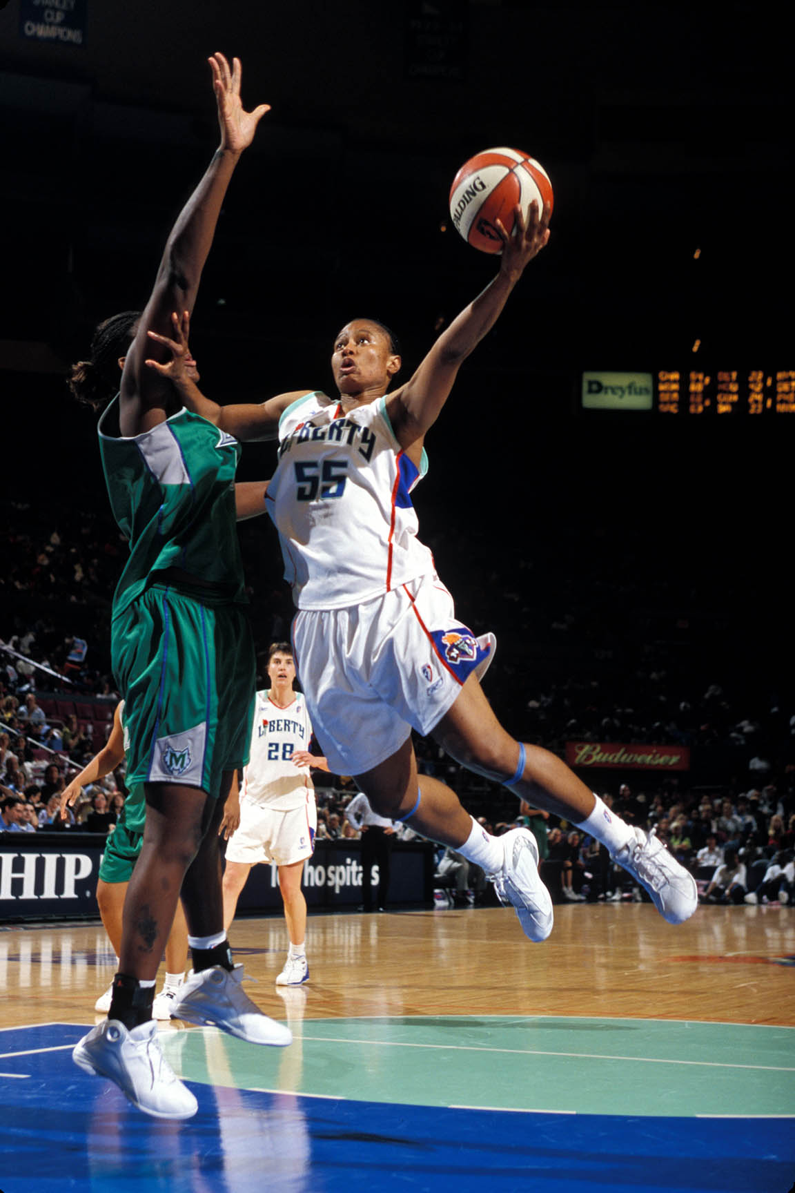 07/15/04, Liberty v. Lynx, Vickie Johnson.